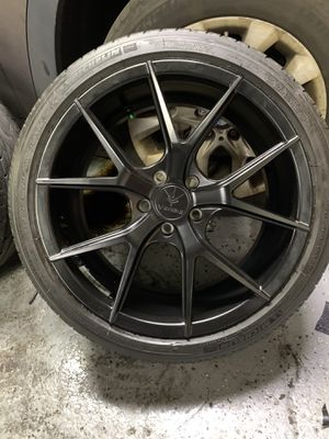Rims 19 tires for Sale in New York, NY
