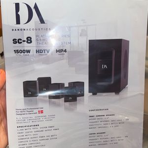 Theatre System Speakers for Sale in Downey, CA