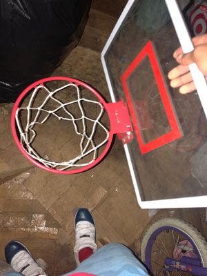 Basketball hoop for door for Sale in Huntington Park, CA