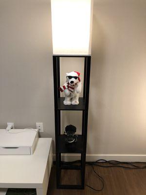 Gorgeous 48 Narrow White Floor Lamp Asking 50 Or Best