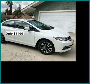 Price$1400 Honda Civic for Sale in Pittsburgh, PA