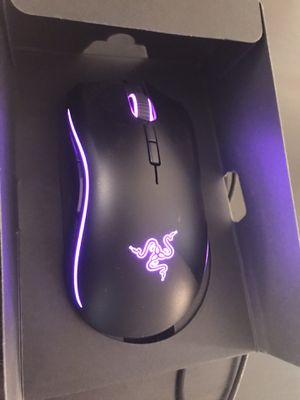 Razer Mamba Elite 5g Gaming mouse for Sale in Riverside, CA