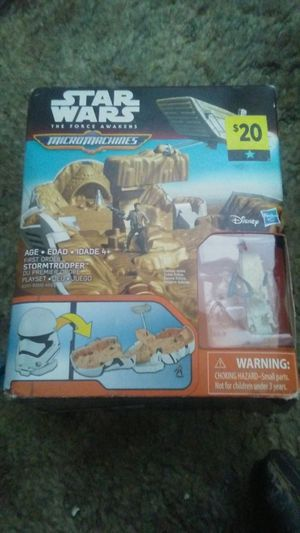 MicroMachines Star Wars Playset for Sale in Cuba, MO