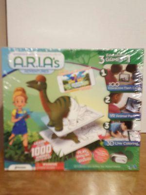 Odyssey ARIA's Adventures Educational Game Augmented Virtual Reality Headset for Sale in El Dorado, KS