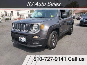 2017 Jeep Renegade Sport for Sale in Hayward, CA