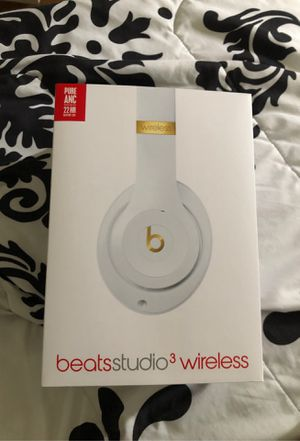 Beats Studios 3 Wireless for Sale in Fullerton, CA