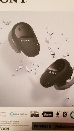 Sony WF-SP800N Noise Cancelling Headphones for Sale in Woodbridge,  VA