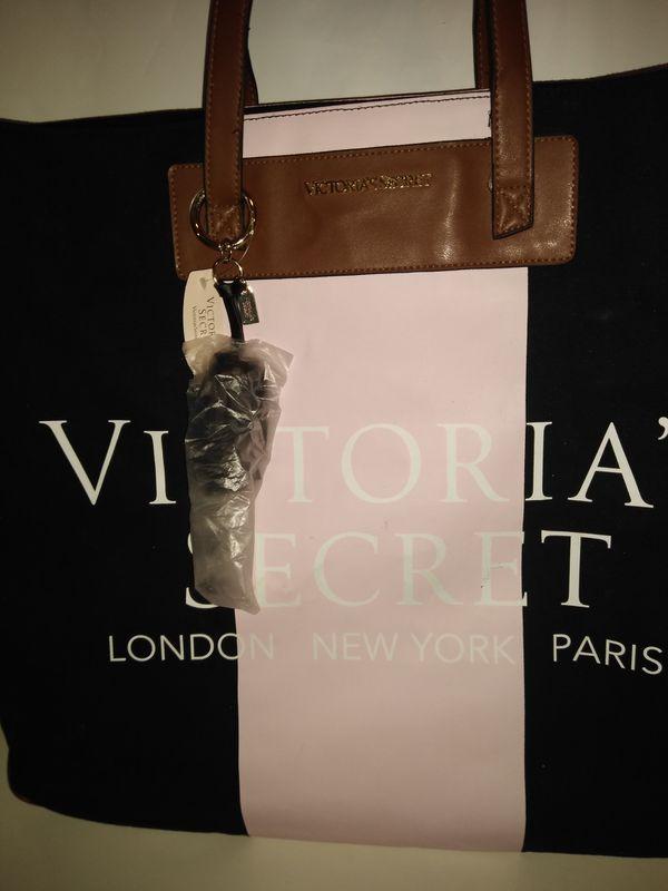 Victoria Secret London Newyork Paris Tote PRICE DROP