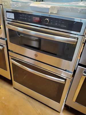 GE Electric Microwave Wall Oven Combo for Sale in La Verne, CA