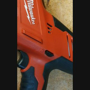 MILWAUKEE M18 JACK SAW TOOL ONLY SOLO LA HERRAMIENTA.......PRECIO FIRME......FIRM PRICE...... for Sale in Riverside, CA