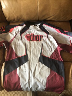 THOR Dirtbike set for girls 💗🖤 for Sale in Tupelo, MS