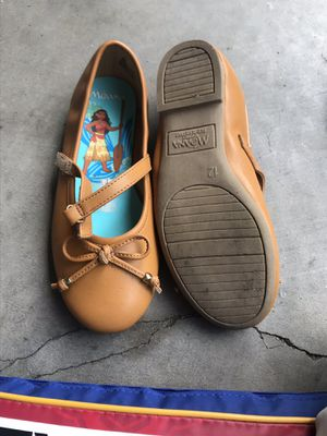 Moana shoes for Sale in Lutz, FL