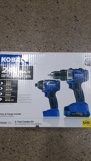 Kobalt impact and drill for Sale in Phoenix, AZ
