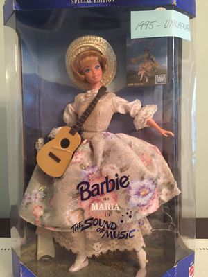 VERY COLLECTIBLE!! 1995 BARBIE Maria from The Sound Of Music for Sale in Pittsburgh, PA
