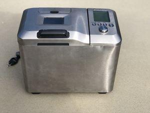 Breville bread machine for Sale in Lake Elsinore, CA