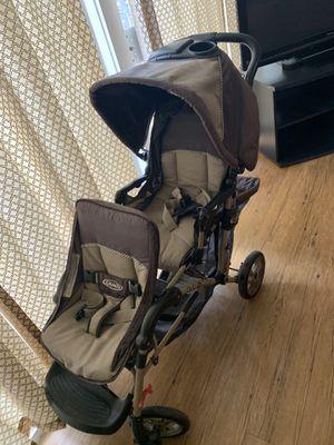 Double stroller for Sale in Salt Lake City, UT