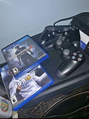 Sony PS4 Slim PlayStation 4 500GB Console for Sale in Westbury, NY