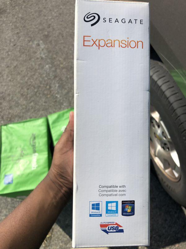 4TB External Hard Drive. By Seagate