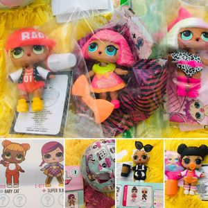 Duplicates lol surprise dolls series 1 for Sale in Hutchinson Island, FL