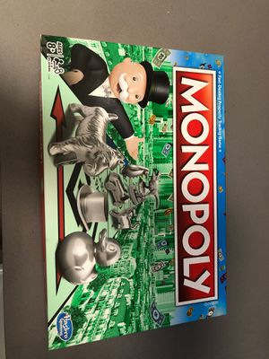 Monopoly board game for Sale in Glendale, CA