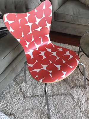 West Elm Scoop Back Chair for Sale in Tampa, FL