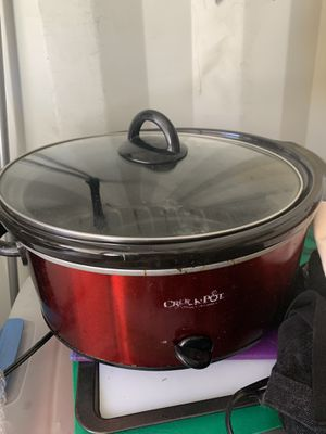 Good Condition Crock Pot for Sale in Los Angeles, CA