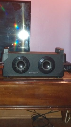 Nice little Emerson Bluetooth speaker for Sale in Columbus, OH