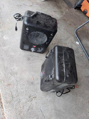 Heater 10 bucks for both for Sale in Fullerton, CA