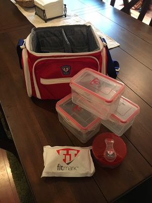 Fitmark fitness food cooler. for Sale in Ravensdale, WA