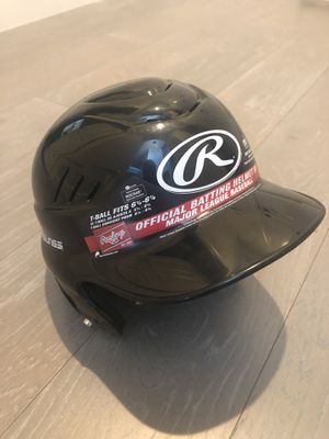 Unused brand new Rawlings baseball helmet for child for Sale in Parkland, FL