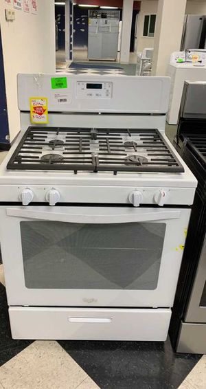 BRAND NEW!! WHIRLPOOL WFG320M0BW GAS STOVE 2HU for Sale in Lynwood, CA