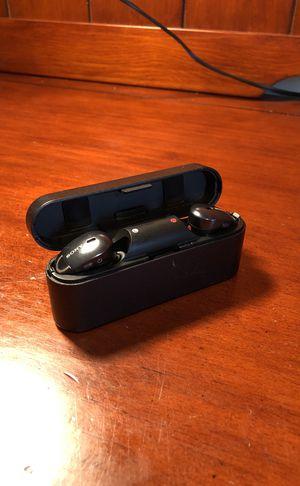 Sony - WF 1000X True Wireless In-Ear Noise Canceling Headphones - Black for Sale in NO POTOMAC, MD