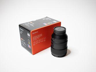 Sony FE 135 mm f/1.8 GM | Full-Frame, Telephoto, Prime Lens SEL135F18 for Sale in Oak Brook,  IL