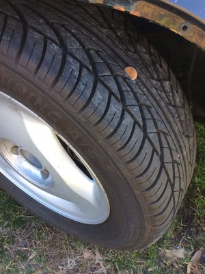 Brand New Tires for Saab need gone soon for Sale in Haymarket, VA