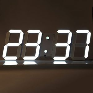 Huge simple remote control led clock for Sale in Fullerton, CA