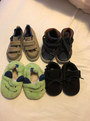 Baby boy shoes for Sale in Hayward, CA