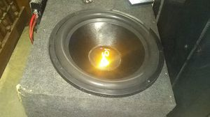 "18""psi subwoofer for Sale in Champaign, IL"
