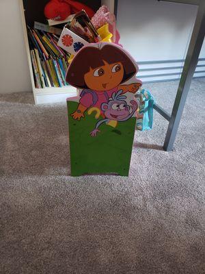 Dora toy bin for Sale in Eugene, OR
