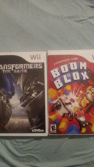 2 wii games for Sale in Stanton, CA