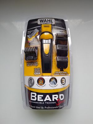 Wahl 9953-200 Beard Sport Rechargeable Trimmer for Sale for sale  Los Angeles, CA