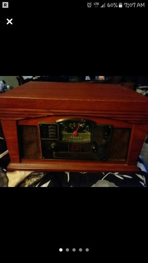 Crosley record player for Sale in Davenport, IA