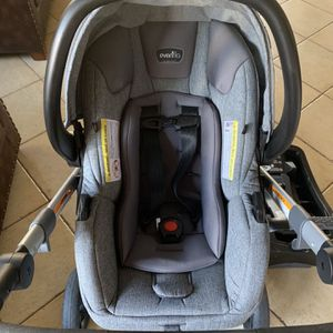 Evenflo Pivot Double Stroller for Sale in West Covina, CA
