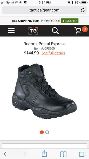 Tactical/Work LEATHER Reebok Boots for Sale in La Mirada, CA