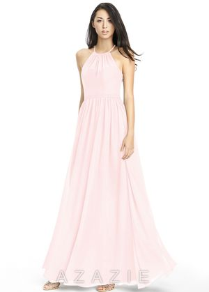 Azazie Kailyn Bridesmaid Dress Size 6 - Blushing Pink for Sale in Venice, FL