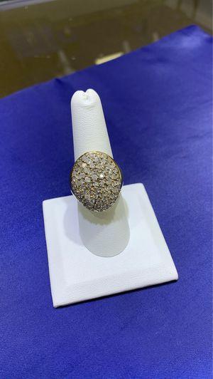 10K woman's Diamond ring for Sale in Greensboro, NC