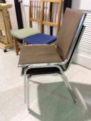 Stackable chairs . Price each for Sale in Miami, FL