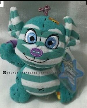 Neopets VIRTUAL Code Plushie Mynci Plush Doll Jakks Pacific for Sale in Homestead, FL