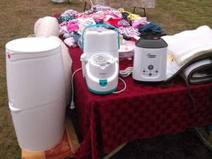 Diaper pale, and bottle warmers for Sale in McCleary, WA