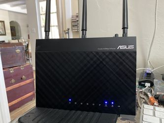 Asus RT-N66R Dark Knight Dual Band Router for Sale in Riverside,  CA