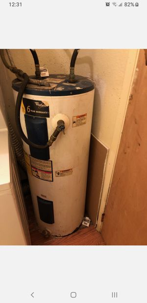 Free water heater, cooking range, dishwasher for Sale in Tacoma, WA